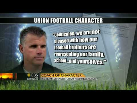 Utah High School Football Coach Suspends Entire Team To