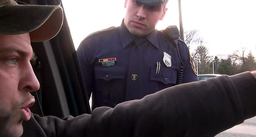 driver vs cop