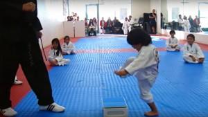 taekwondo toddler